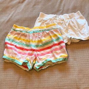 Gap Playtime shorts x2